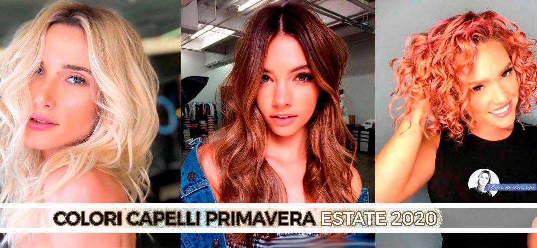 Colore Capelli Primavera  Estate 2020: Tendenze e Immagini