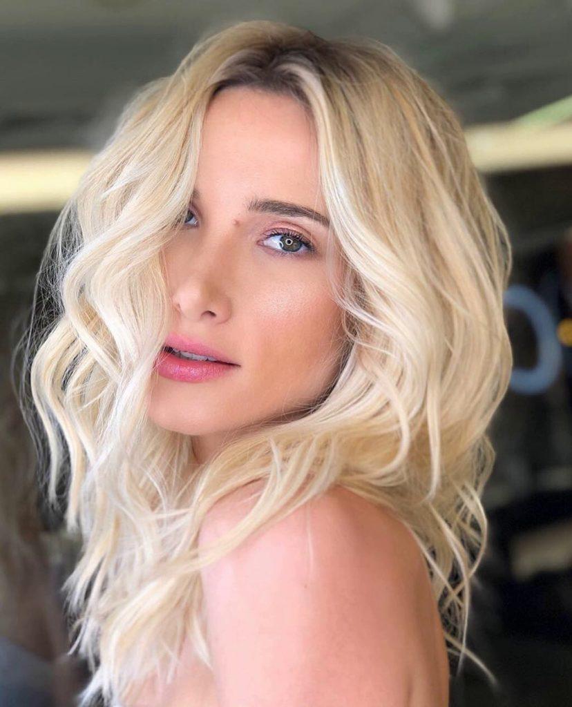 capelli biondi 2020
