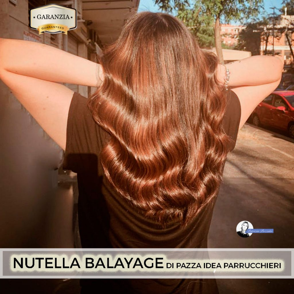 parrucchiere balayage