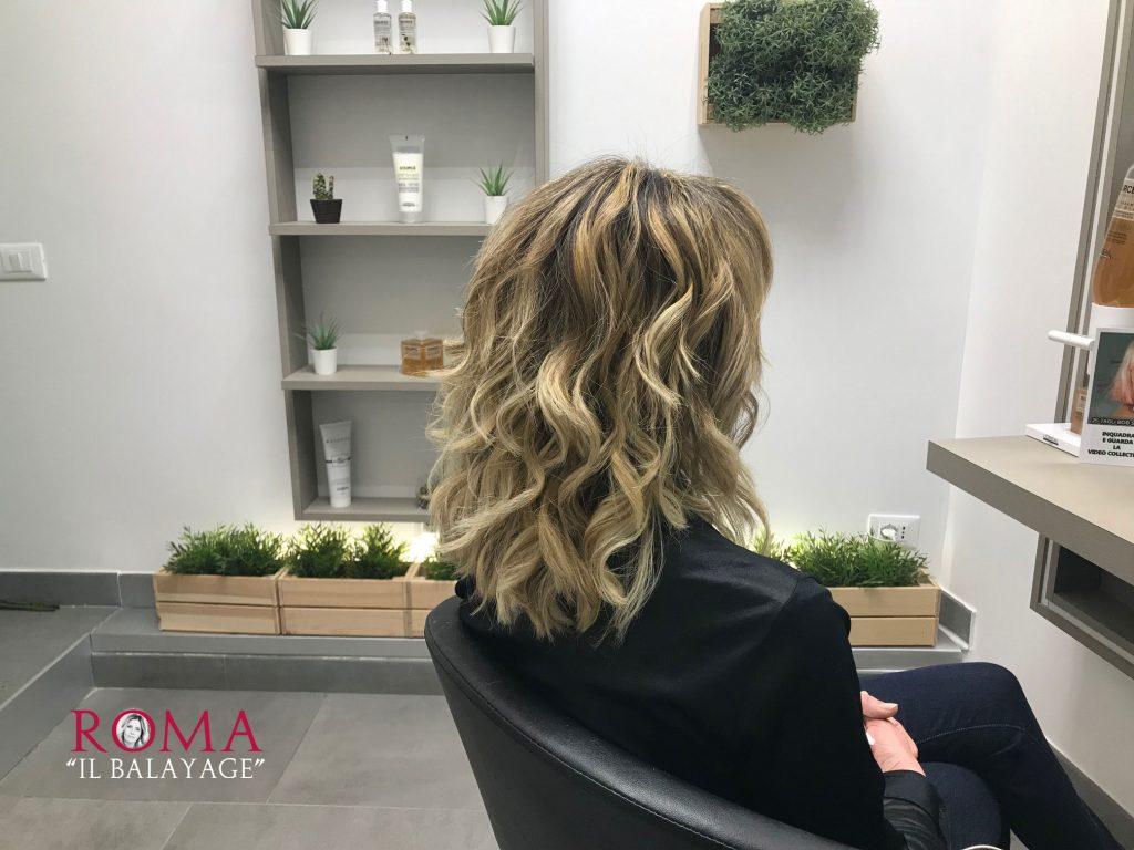 bravo parrucchiere balayage a roma