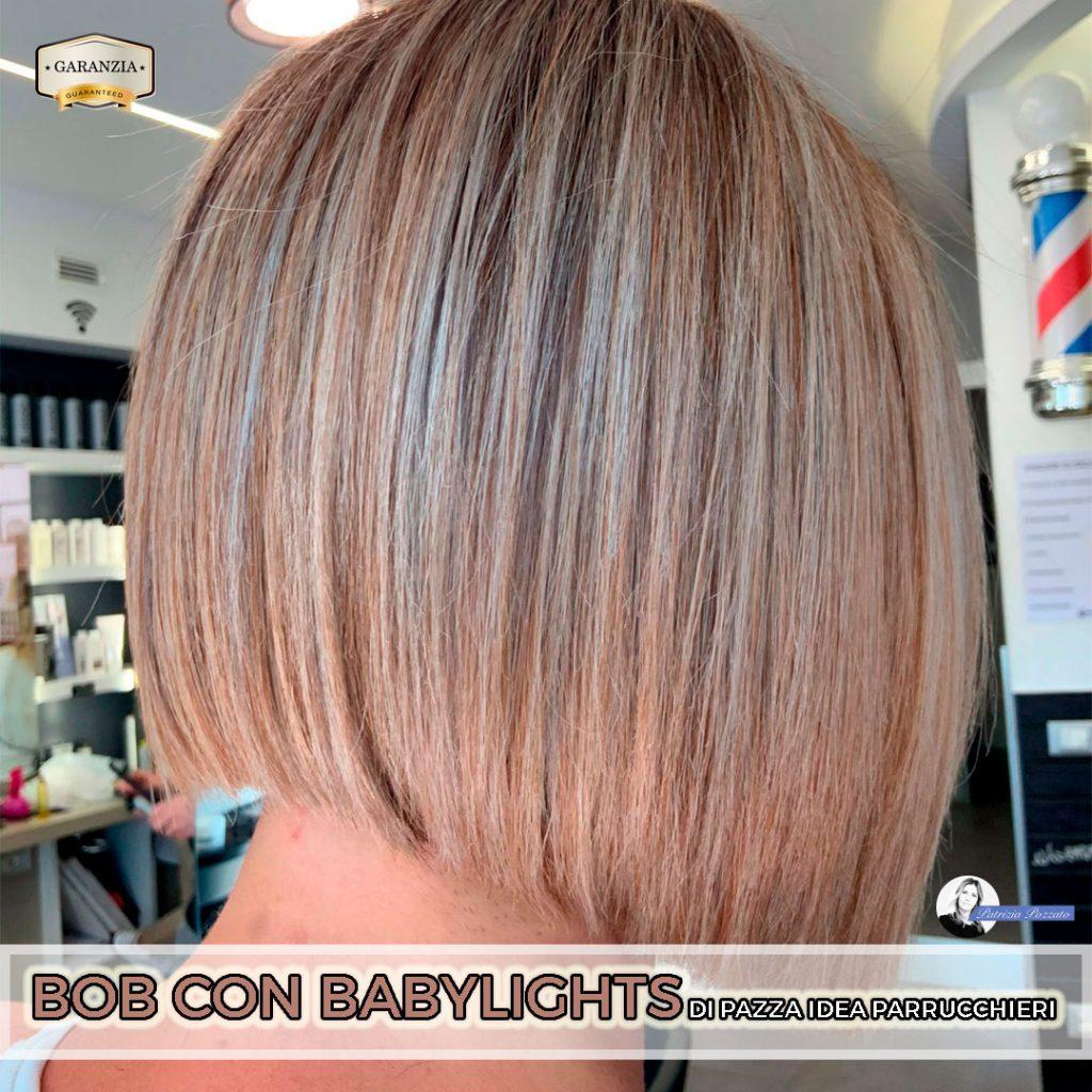 tagli capelli bob 2021