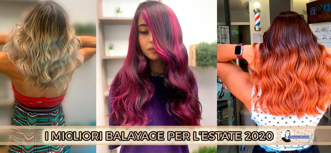 Miglior Balayage Estate 2020: I Colori Per Capelli Di Pazza Idea Parrucchieri