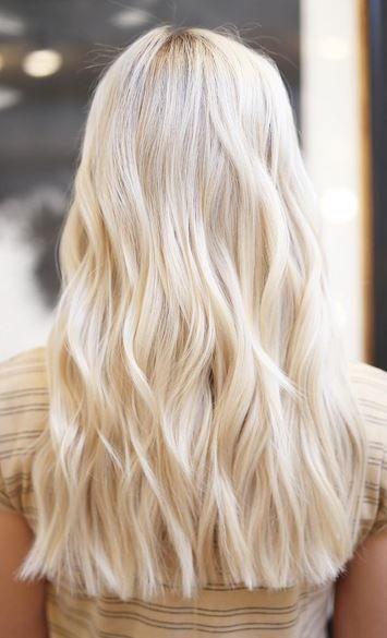 colori per capelli di tendenza nel 2021.