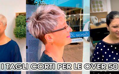 Le Immagini Dei Tagli Per Capelli Corti Delle Donne Over 50
