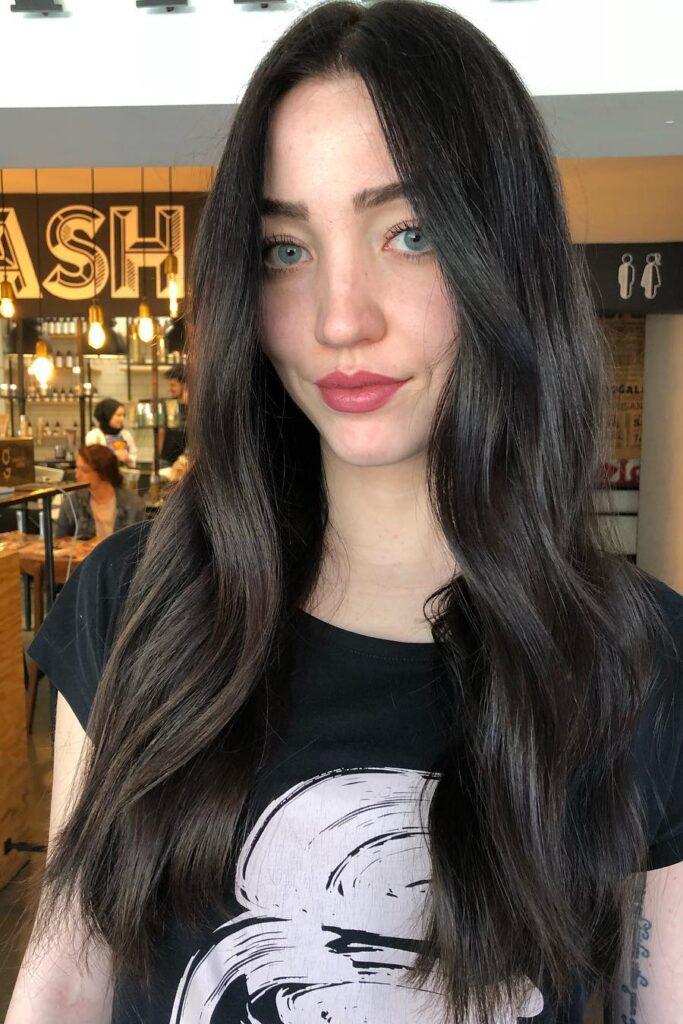 colore per capelli nero