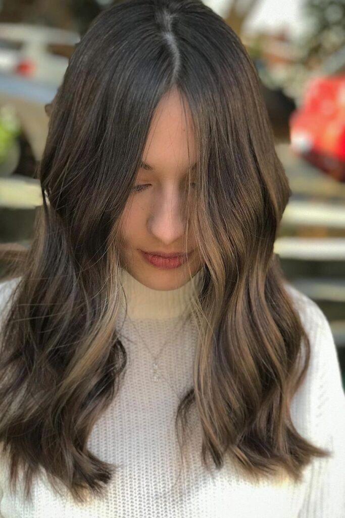 capelli rame.