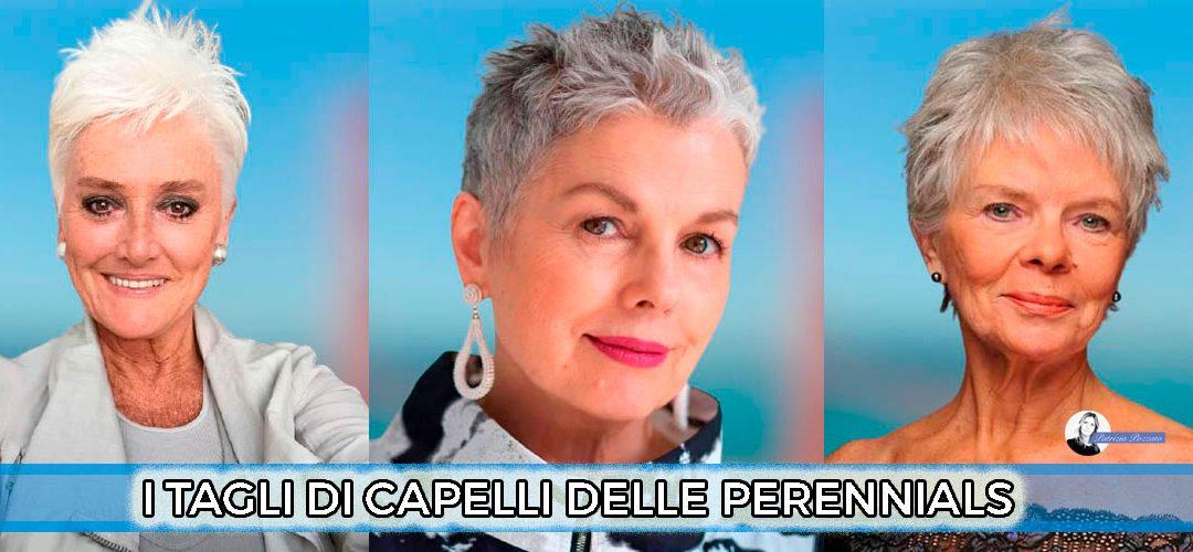 I Tagli Di Capelli Più Amati Dalle Perennials, Icone Over 60