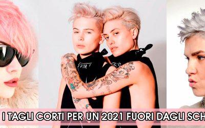Tagli Di Capelli Corti 2021: Fuori Dagli Schemi, Da Guardare, Da Copiare.