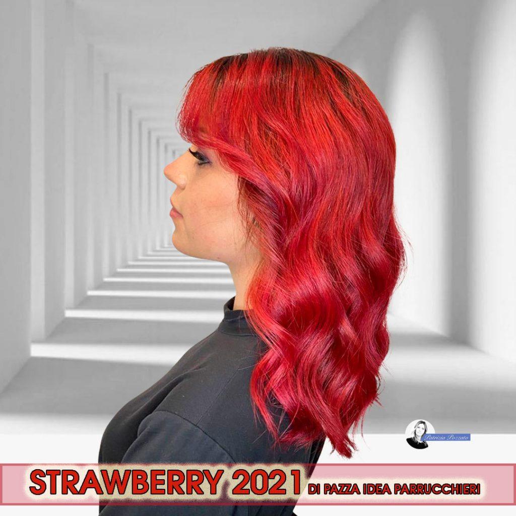 tendenze capelli rossi 2021.
