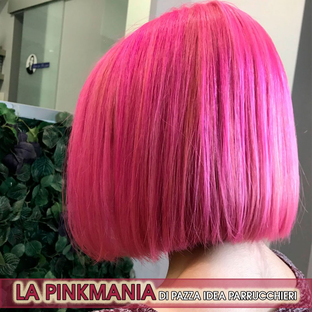 miglior colore di capelli rosa.