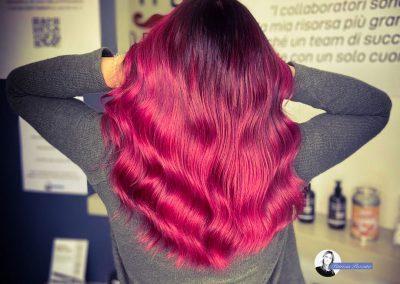 colori per capelli accesi.