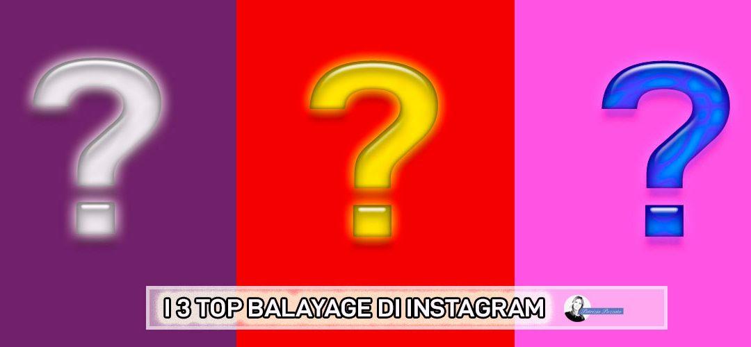 balayage instagram.