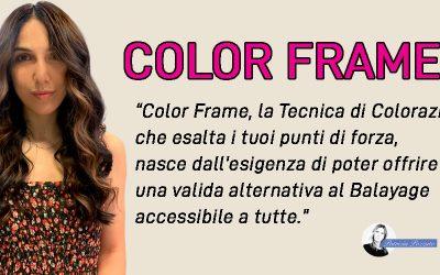 Color Frame: Le Nuove Sfumature Di Colore Per Capelli Con Effetto Soprendente