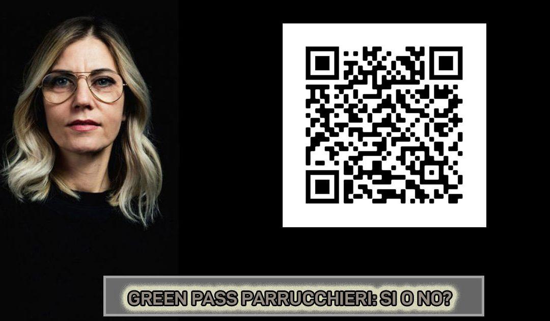 serve il green pass per andare dai parrucchieri.