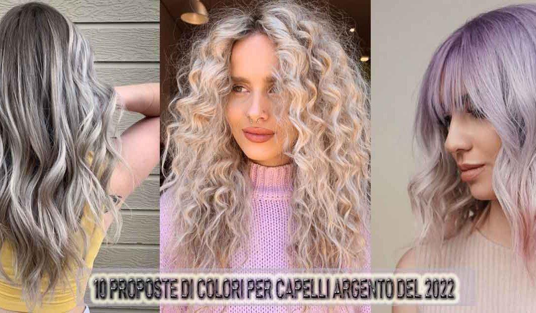 Tendenze Colori Capelli 2022.