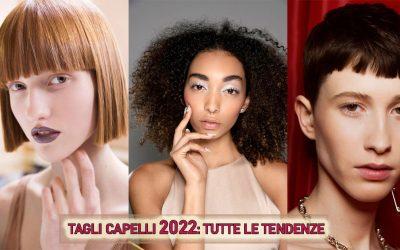 I migliori tagli di capelli per chi sta pensando di cambiare look nel 2022.